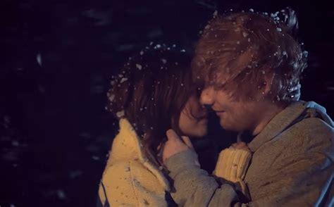 ed sheeran perfect music video cast ed sheeran s new music video is just as romantic as the song