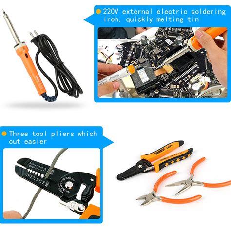 Jakemy 2 0mm Precision Aluminium Alloy Phillips Screwdriver Jm 8147 jakemy jm p14 14in1 repair tool sets