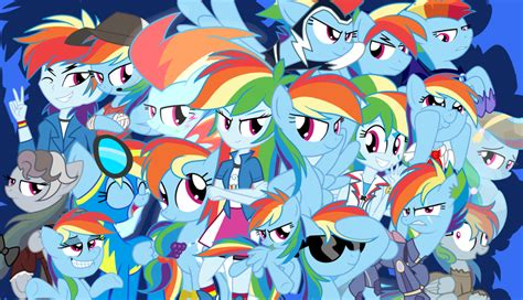 Happy Dasboard happy birthday rainbow dash by geraritydevillefort on