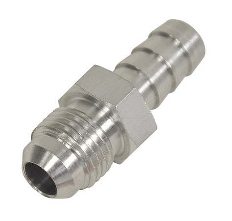 derale cooling products 98204 6an x 3 8 barb fitting