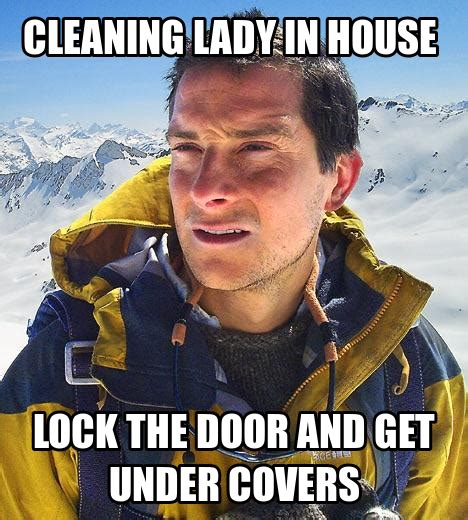 Cleaning Meme - funny house cleaning memes