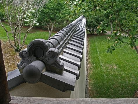 Japanese Garden Wall Cap Fence Gate Wall Pinterest Japanese Garden Walls