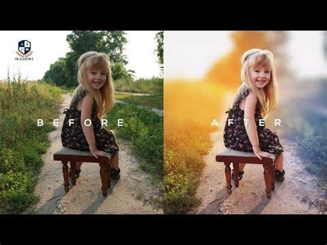 tutorial edit di lightroom photoshop tutorial how to edit outdoor portrait blur