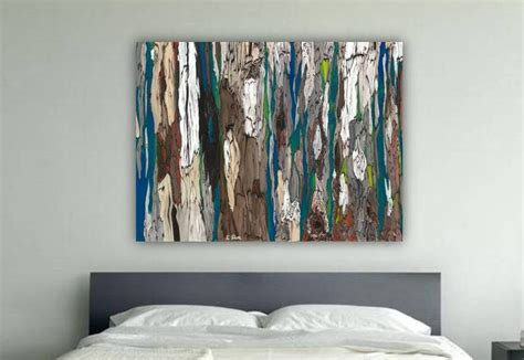 large modern canvas wall masculine large wall canvas bedroom decor