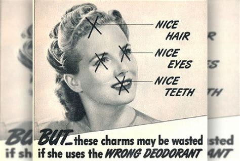 Vintage Appeal From Vintage A Peel by 40 Vintage Offensive Ads Directed At And Their Bodies