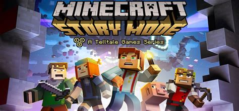 minecraft story mod online game minecraft story mode free download pc game