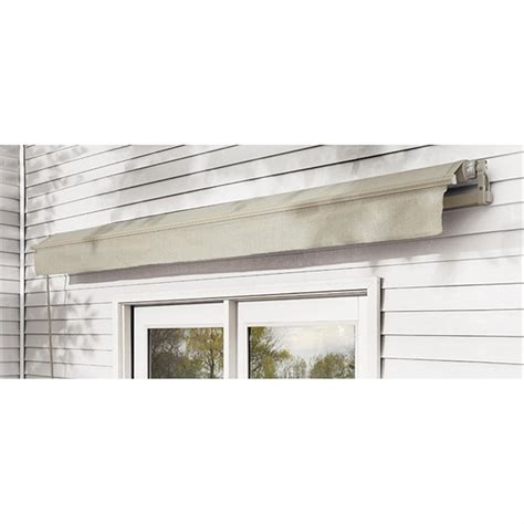 coolaroo awnings 10 x6 7 quot coolaroo 174 retractable awning 106641 patio
