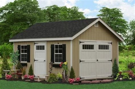 Already Built Sheds by Attaching A Carport Extension To A Built Shed