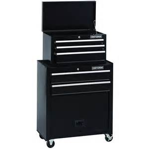 craftsman tool cabinet craftsman 5 drawer standard duty bearing tool center