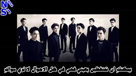 exo lady luck exo m lady luck arabic sub youtube