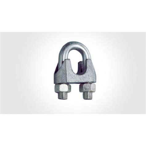 Wire Rope Clip Galv 12mm wire rope u bolt galv