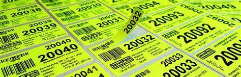Etiketten Drucken Express by Individuelle Sonderformen F 252 R Etikettendrucker