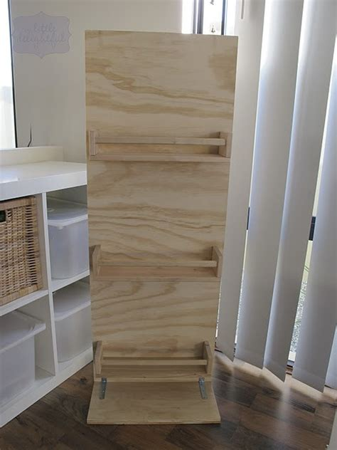 Plywood Storage Rack by Vertical Plywood Storage Rack Woodworking Projects Plans
