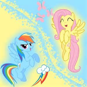 Fluttershy And Rainbow Dash Rule 34 » Home Design 2017