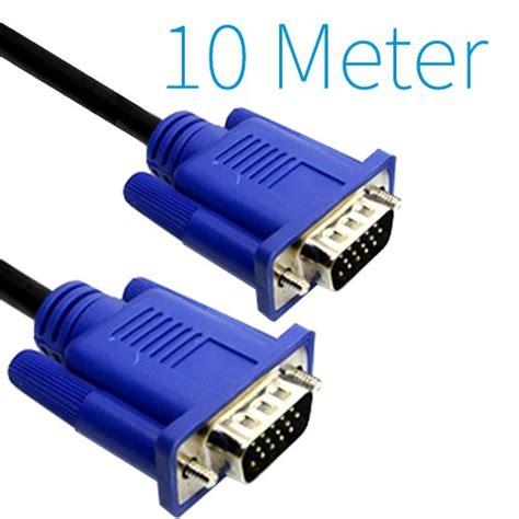 Kabel Data Monitor vga monitor kabel 10 meter yagoda nl