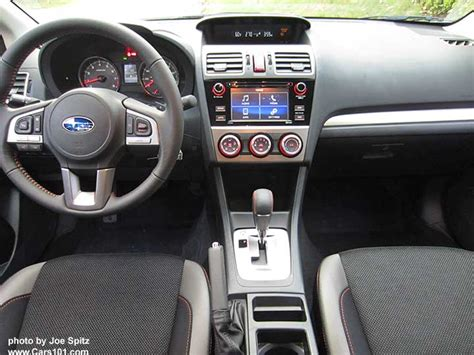 subaru crosstrek 2017 interior 2017 subaru crosstrek redesign exterior interior and price
