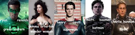 film justice league cast justice league movie cast justice league of america