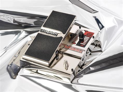 Special Edition Tongkat E Toll 2 Kartu digitech limited edition 20th anniversary chrome whammy sweetwater