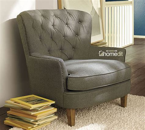 What Is An Armchair by Classic Cardiff Tufted Armchair