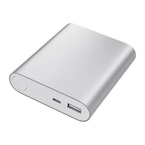 Power Bank Smart Xiaomi 9900mah Bol Aluminium Externe Batterij 10400 Powerbank Voor