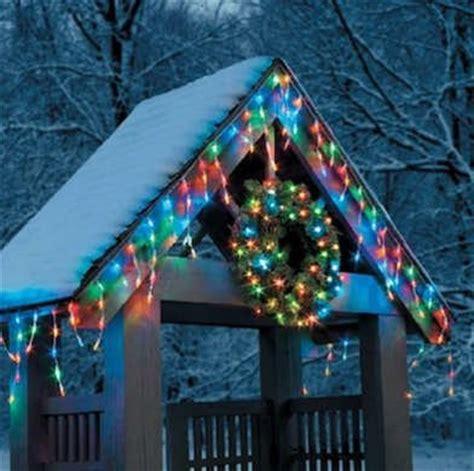 christmas lights backyard decorate backyard how to hang christmas lights bob vila