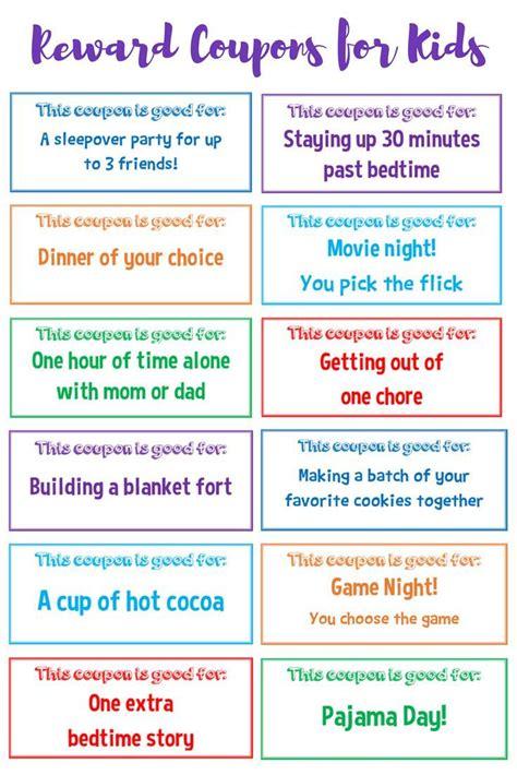 printable tickets for good behavior 25 best ideas about kids rewards on pinterest kids