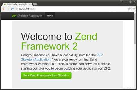 zend framework 2 layout tutorial how to install php zend framework 2 5 on centos rhel