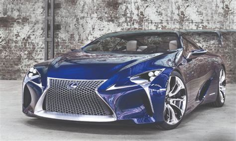 2020 Lexus Lf Lc by 2020 Lexus Lf Lc Release Date Redesign Price 2018