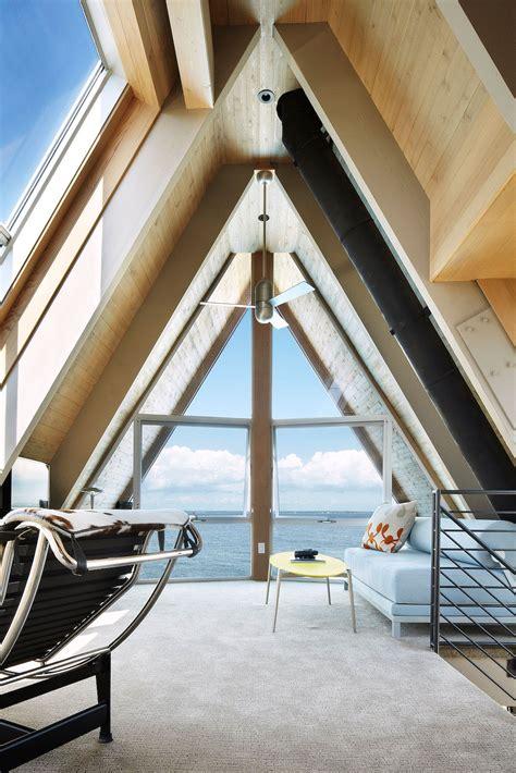 storey  frame vacation beach house idesignarch