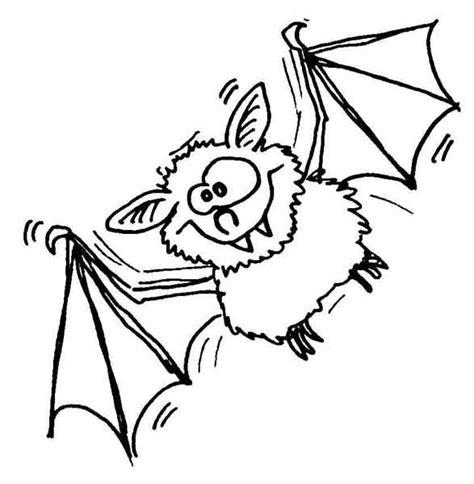 Kostenlose Vorlage Fledermaus ausmalbilder fledermaus 01 mach ich