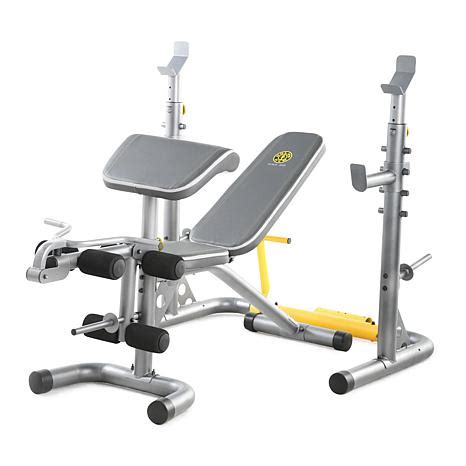 golds gym olympic weight bench gold s gym xrs20 olympic weight bench