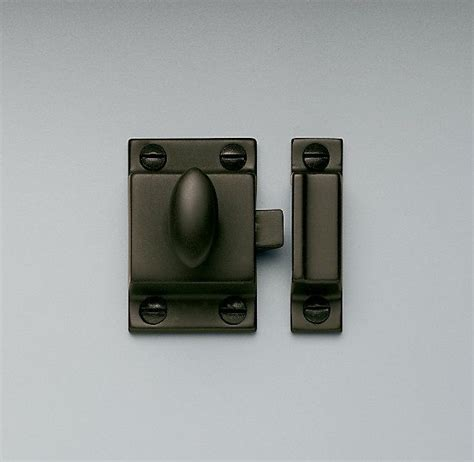 Latches For Cabinets by Restoration Hardware Utility Latches Rubbed Bronze
