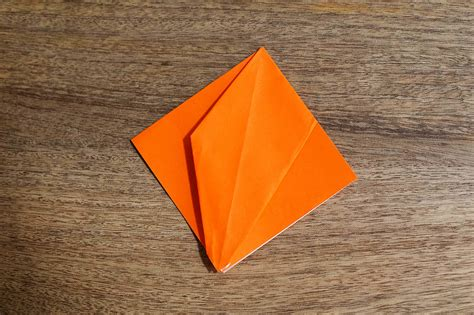 Origami Pumpkins - easy pumpkin origami all for the boys
