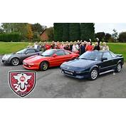 Celebrating 30 Years Of The Toyota MR2