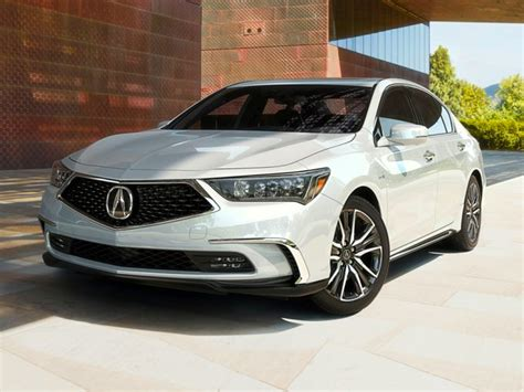 2019 Acura Rlx by 2019 Acura Rlx Deals Prices Incentives Leases