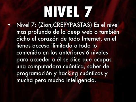 imagenes de la deep web nivel 6 deep web by maurileoga