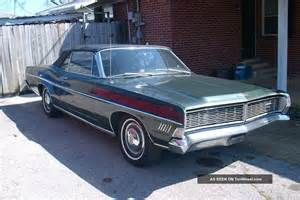1968 ford galaxie xl convertible