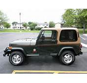 Picture Of 1995 Jeep Wrangler Sahara Exterior