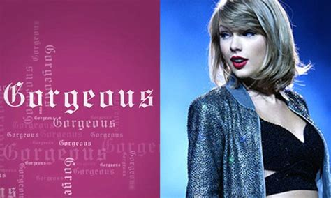 download mp3 gorgeous taylor swift taylor swift s new single gorgeous is here who magazine