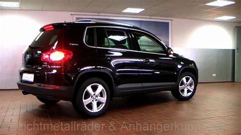 volkswagen tiguan black 2010 volkswagen tiguan 1 4 tsi sport style black