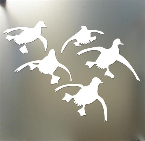 Waterfowl Stickers the gallery for gt waterfowl stickers decals