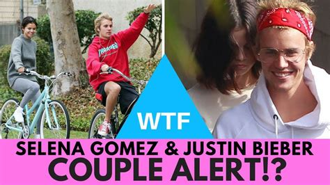 WTF! Selena Gomez & Justin Bieber Getting Back Together in ... Justin Bieber And Selena Gomez Back Together 2017