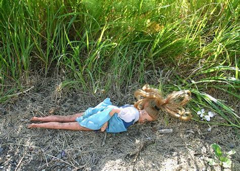 how to comfort a rape victim rape victim barbie found in the bushes at berkeley