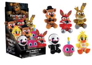 Fnaf funko plushies wave 2 up for preorder by negaduck9 on