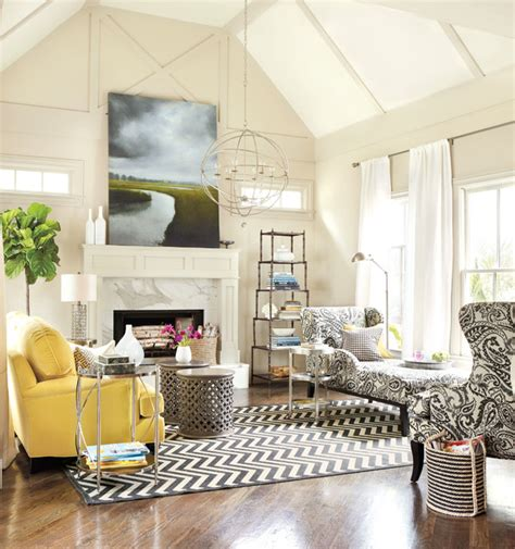 real simple design real simple living room contemporary living room