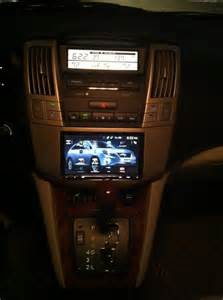 Lexus Radio Lexus Rx330 Car Navigation Audio System Auto Diagnostics