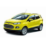 Ford EcoSport Bright Yellow Japan  Indian Autos Blog