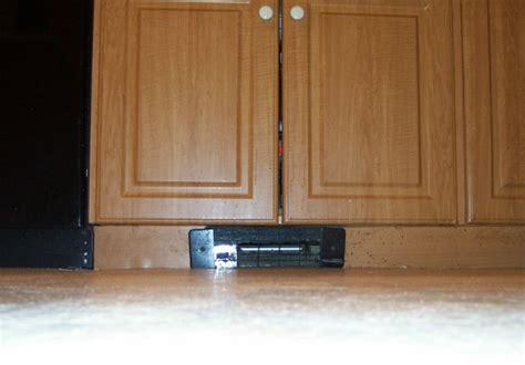 cabinet toe kick heater cabinets matttroy