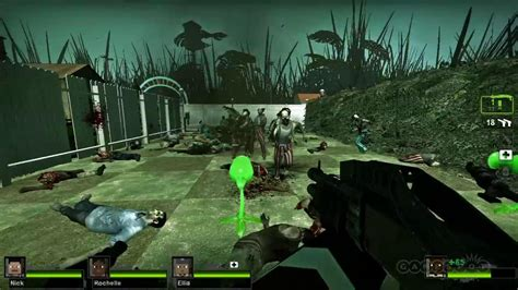 mod game plant vs zombie plants vs zombies vs minecraft left 4 dead 2 mods