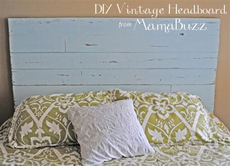 how to build distress a vintage headboard shabby chic